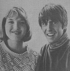 Linda Thompson, Davy Jones