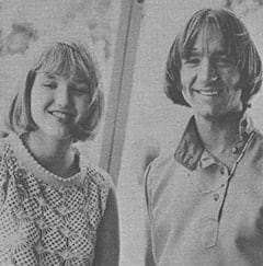 Linda Thompson, Peter Tork