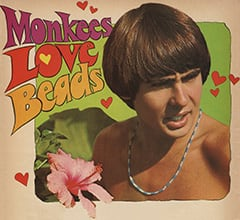 Davy Jones - Monkees Love Beads