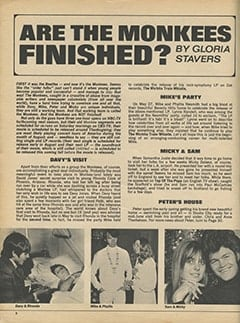 <cite>16</cite> (September 1968), Are The Monkees Finished?, Page 08