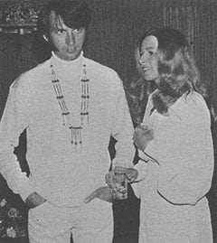 Mike Nesmith, Phyllis Barbour Nesmith
