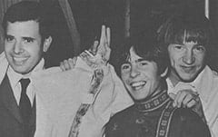Gary Stevens, Davy Jones, Peter Tork