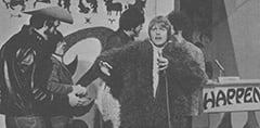 Mike Nesmith, Davy Jones, Mark Lindsay, Paul Revere, Micky Dolenz