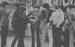 Micky Dolenz, Mike Nesmith, Davy Jones, Freddy Weller, Mark Lindsay, Paul Revere, Joe Correro, Jr., Keith Allison