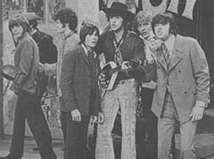 Freddy Weller, Micky Dolenz, Davy Jones, Mark Lindsay, Paul Revere, Keith Allison