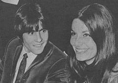 Davy Jones, Linda Haines Jones