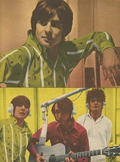 <cite>16</cite> (July 1969), Meet The Monkees, Page 45
