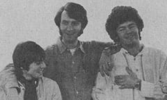 Davy Jones, Mike Nesmith, Micky Dolenz