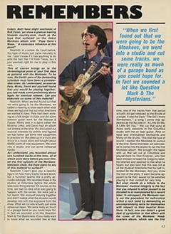 <cite>Creem Presents</cite> (April 1987), Mike Nesmith Remembers, Page 63