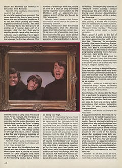 <cite>Creem Presents</cite> (April 1987), Mike Nesmith Remembers, Page 64