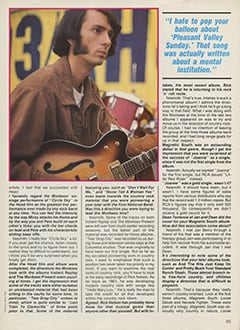 <cite>Creem Presents</cite> (April 1987), Mike Nesmith Remembers, Page 65