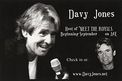 Davy Jones - Meet the Royals