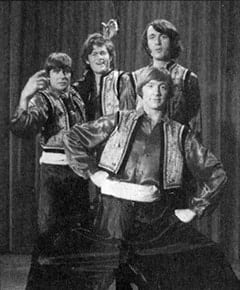 "Davy Jones, Micky Dolenz, Mike Nesmith, Peter Tork - ""Monkees Blow their Minds"""