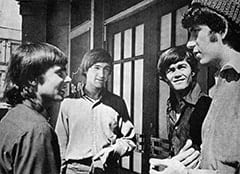 "Davy Jones, Peter Tork, Micky Dolenz, Mike Nesmith - ""Too Many Girls"""