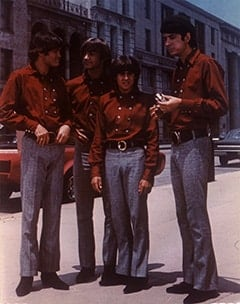 "Micky Dolenz, Peter Tork, Davy Jones, Mike Nesmith - ""The Spy who Came in from the Cool"""