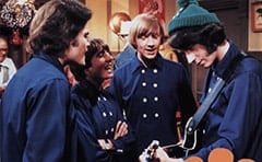 "Micky Dolenz, Davy Jones, Peter Tork, Mike Nesmith - ""It's a Nice Place to Visit"""