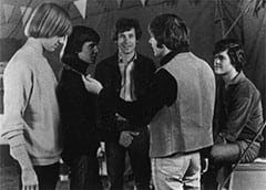 "Peter Tork, Davy Jones, Bobby Hart, Tommy Boyce, Micky Dolenz - ""Monkees at the Circus"""