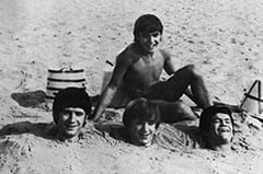 "Davy Jones, Mike Nesmith, Peter Tork, Micky Dolenz - ""Here Come The Monkees (The Pilot)"""