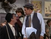 Davy Jones, George (Vic Tayback), Horace (Louis Quinn)