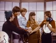 Mike Nesmith, Micky Dolenz, Peter Tork, Girl (?), Davy Jones