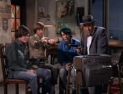 Micky Dolenz, Peter Tork, Mike Nesmith, Vernon (Joseph Perry)