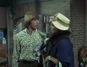Peter Tork, Millie Rudnick (Rose Marie)
