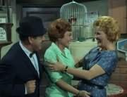 Arthur (Al Dennis), Judy (Judy March), Millie Rudnick (Rose Marie)
