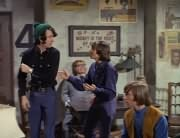 Mike Nesmith, Mr. Schneider, Davy Jones, Peter Tork