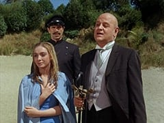 Bettina (Katherine Walsh), Sigmund (Vincent Beck), Otto (Theo Marcuse)