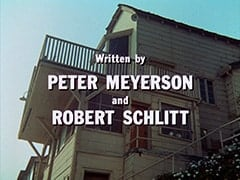 Written by Peter Meyerson and Robert Schlitt