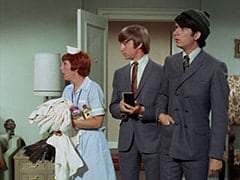 Chambermaid (Ceil Cabot), Peter Tork, Mike Nesmith