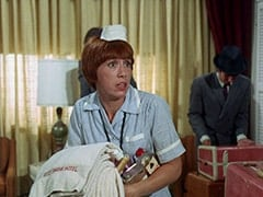 Chambermaid (Ceil Cabot), Davy Jones