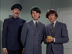 Sigmund (Vincent Beck), Mike Nesmith, Micky Dolenz