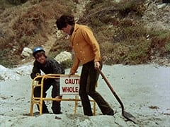 Peter Tork, Micky Dolenz - Caution / Whole Hole