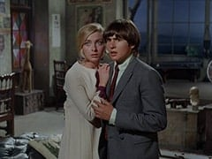 Bettina (Katherine Walsh), Davy Jones