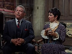 Harris Kingsley (Mark Harris), Madame Roselle (Lea Marmer)