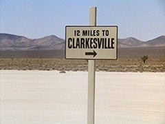 12 miles to Clarkesville