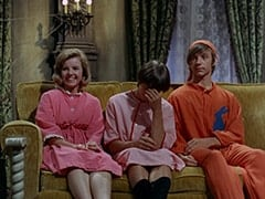 Ellie Reynolds (Stacey Maxwell), Davy Jones, Peter Tork