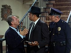 Harris Kingsley (Mark Harris), Cunningham Manor Cop (Vince Howard), Cunningham Manor Cop #2 (Tony Regan)