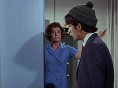 Secretary (Elaine Fielding), Mike Nesmith