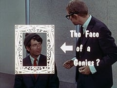 Mike Nesmith, Daggart (Stan Freberg) - The Face of a Genius?