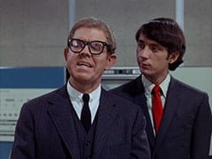 Daggart (Stan Freberg), Mike Nesmith