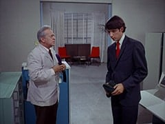 Pop Harper (Walter Janowitz), Mike Nesmith