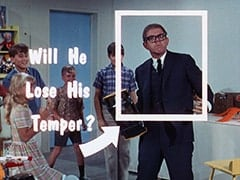 Daggart (Stan Freberg) - Will He Lose His Temper?