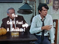 Pop Harper (Walter Janowitz), Mike Nesmith - You Can't Fool A Monkee!