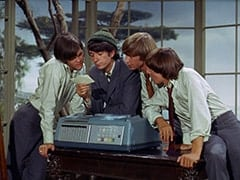 Micky Dolenz, Mike Nesmith, Peter Tork, Davy Jones, DJ-69 (?)
