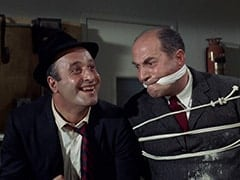 George (Vic Tayback), Kidnapee (?)