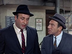 George (Vic Tayback), Horace (Louis Quinn)