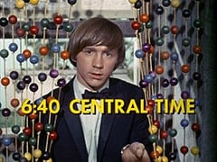 Peter Tork - 6:40 central time