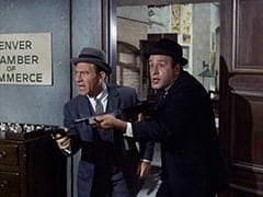 Horace (Louis Quinn), George (Vic Tayback)